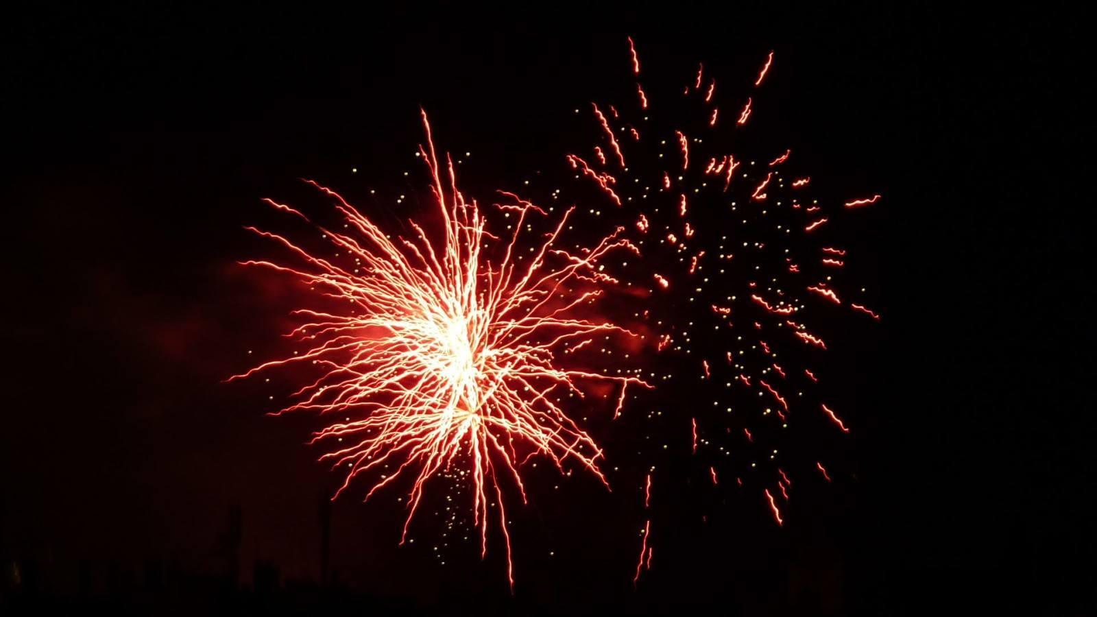 Fuegos Artificiales El Blog De Giltesa