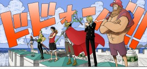 One Piece - Enies Lobby