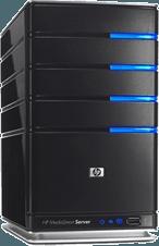 HP MediaSmart Server ex470