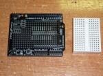 Arduino Shields de desarrollo