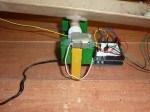 Arduino bola balancin