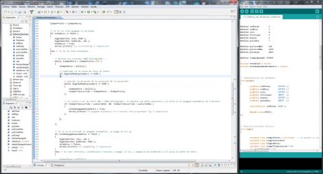 Entornos de desarrollo Arduino y Eclipse