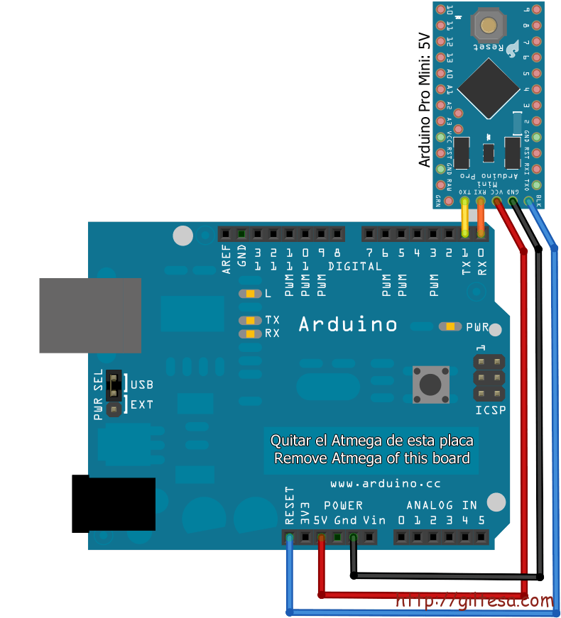 Connecting the Arduino UNO to Matlab via the USB
