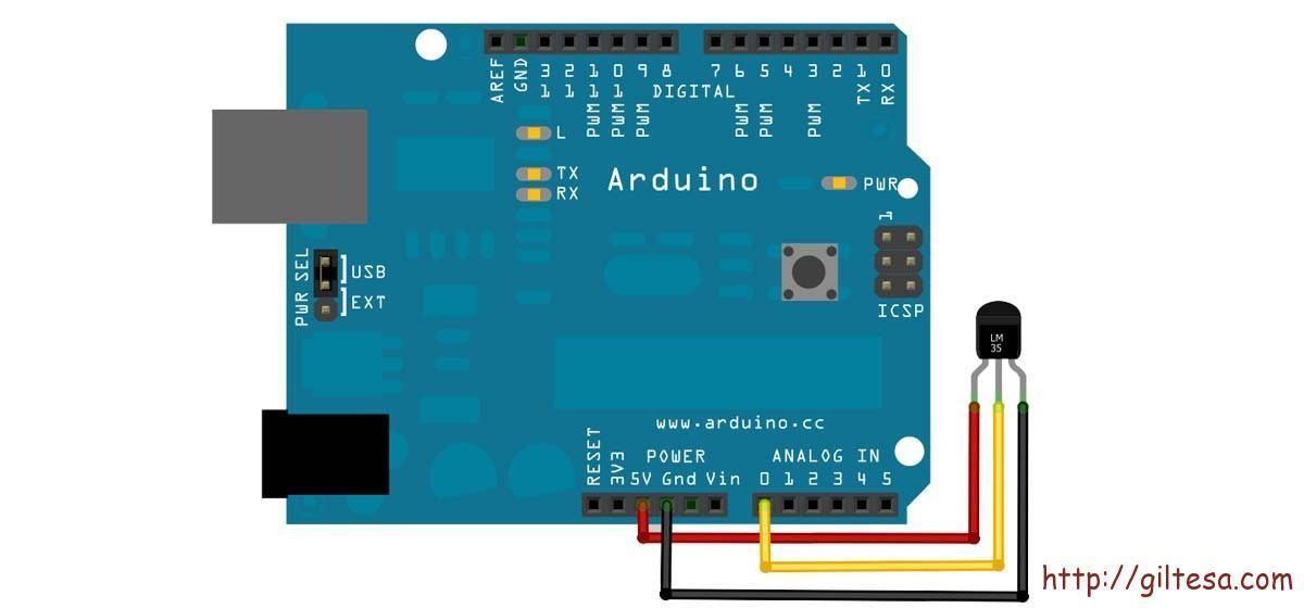 Sensores De Temperatura Para Arduino El Blog De Giltesa