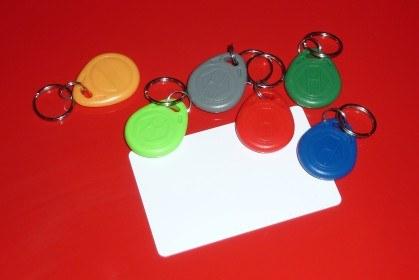 Tarjeta NFC (mifare) y llaveros NFC de ebay