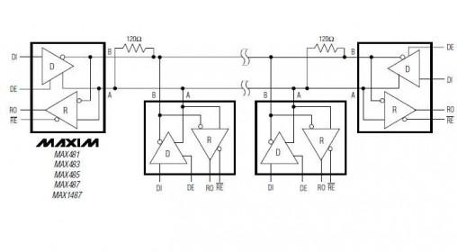 MAX485_Components