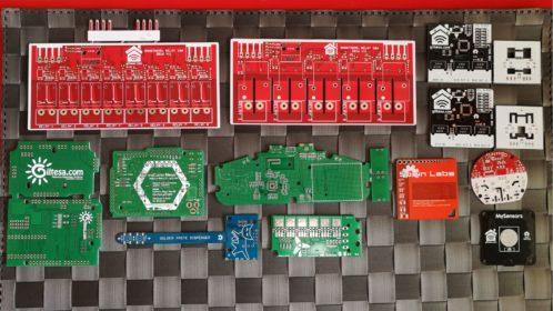 pcb by giltesa - Electrogeek