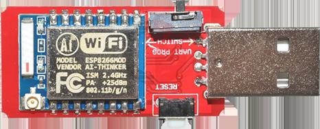 ESP8266 USB - Electrogeek
