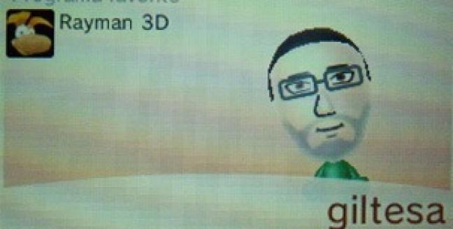Codigo de amigo de Nintendo 3DS - giltesa 0044-2786-6021