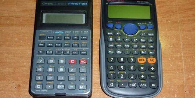 Calculadora cientifica Casio FX 85GT Plus