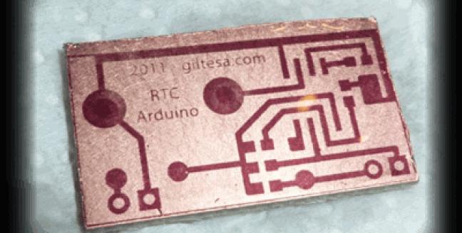Arduino RTC giltesa.com