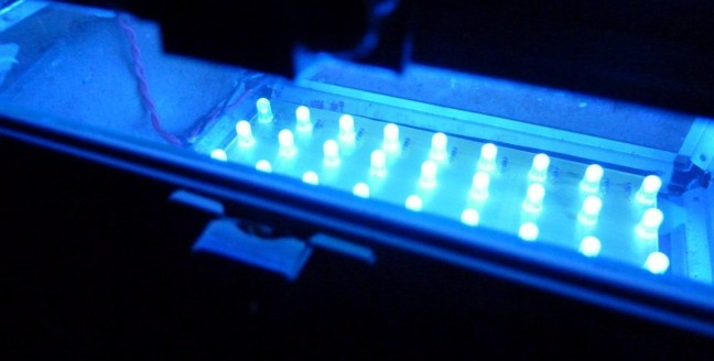 Insoladora Leds UV